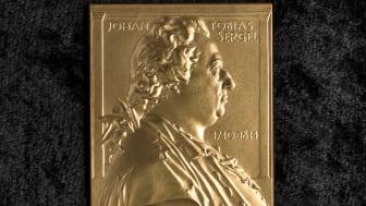 Sergelpriset 2020, medalj framsida