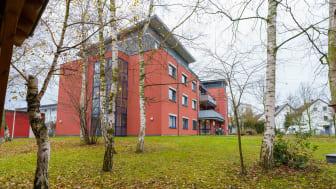 Das Johannes-Schrey-Haus ist ein Wohnangebot der Hephata Diakonie für Menschen mit Behinderungen in Viernheim im Landkreis Bergstraße.