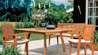 Ett hållbart sätt att montera keramik utomhus