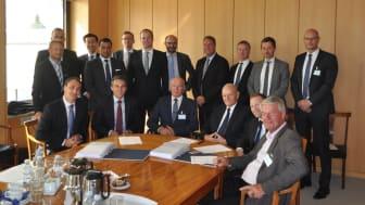A.P.Møller-Mærsk Group og ESE-Holding indgik den 7. juli aftale om at sælge sine aktier i ESVAGT til investeringsselskaberne 3i Infrastructure og AMP Capital. De nye ejere deler ejerskabet.