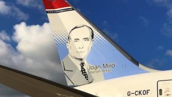 Norwegian mantendrá la ruta entre Palma de Mallorca y Madrid en invierno