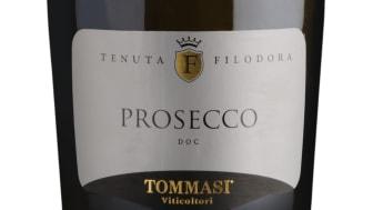 Nyhet från Tommasi Viticoltori - Tommasi Filodora Prosecco!