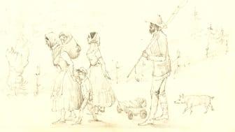 Vet du något om romers historia i Dalarna?