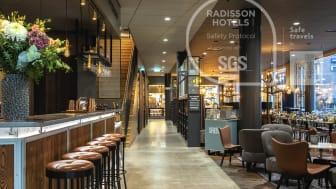 Radisson Blu Hotel, Metropol