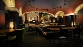 Scandic Grand Central blir Stockholms nya destination för mat, dryck och musik