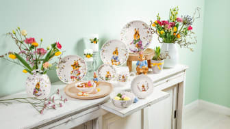 Häschen zum Liebhaben: Ostern mit Villeroy & Boch