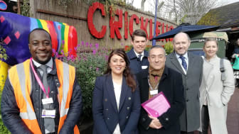 Cricklewood is to be made step-free