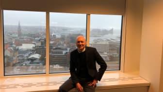 """""""Vi ser et stort potentiale i beliggenheden,"""" lyder det fra Claus Schovgaard Rasmussen, Arkitektgruppen, der ser frem til at komme i gang med at udvikle markante bolig- og erhvervsbyggerier på de attraktive grunde tæt på Aarhus."""