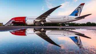 Norwegian's Boeing 787 Dreamliner (Photo: David Peacock)