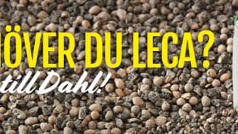 Leca® Lättklinker finns nu smart förpackat i storsäck hos Dahl.