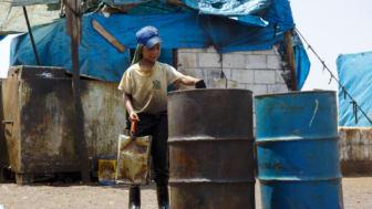 Syrien: akuta insatser krävs mot barnarbete