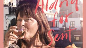 Eva Swedenmark vill slå ett slag för kvinnlig vänskap och att fortsätta njuta av livet i nya romanen Aldrig för sent