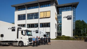 Viasit is exclusively developing and manufacturing  in Neunkirchen, Germany. The Company has around 155 employees from 13 nations. (Source: Viasit)
