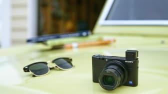 Sony RX100 IV og RX10 ll bringer profesjonalitet til Cyber-shot RX-serien