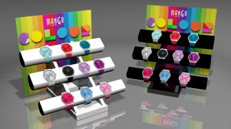 Mango Colour – en verden full av farger.