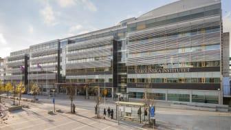 Nära halverad energiåtgång när Akademiska Hus bygger om för KI i Flemingsberg