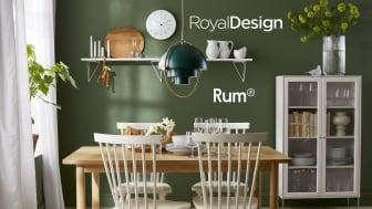 Egmont miljardinvesterar i e-handel – förvärvar Royal Design Group