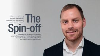 Elastisys VD intervjuad i Data Centers in northern Sweden