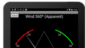 Windsense Android App