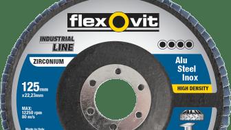Flexovit Industrial Line Heavy Duty Lamellilaikka - Toute 1