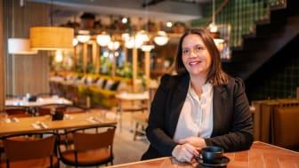 Heidi Moss startet i jobben som markedssjef i Scandic 1. september. Foto: Tone Mella/Scandic Hotels