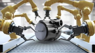 Utvecklad för medicinsk teknik och nu anpassad för industriapplikationer