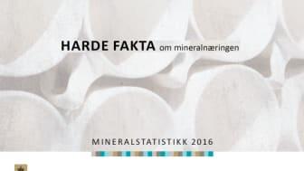 Mineralstatistikk 2016