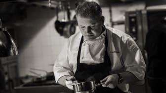 Alan Kinsella, nytillträdd Food & Beverage Manager på Quality Hotel Winn Haninge