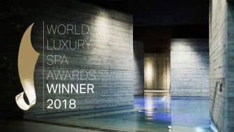 Yasuragi prisat som Best Luxury Resort Spa in Europe av World Luxury Spa Awards