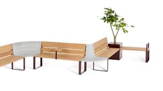 Central furniture system, design Thomas Bernstrand
