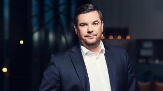 Tobias Pettersson, Hotelldirektör på Quality Hotel Nacka