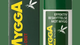 MyggA Spray 50% DEET
