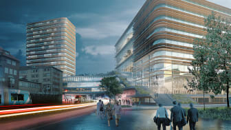 Arkitema Architects får i uppdrag att rita nya Sahlgrenska Life