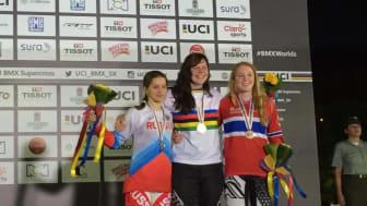 Norsk VM bronse i BMX – OL plass også sikret