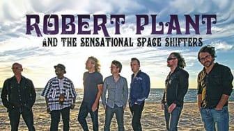 Led Zeppelin sångaren, Robert Plant spelar i Dalhalla 14 juni!