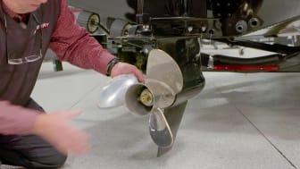 Nyhed 2020: Flo-Torq propellernav