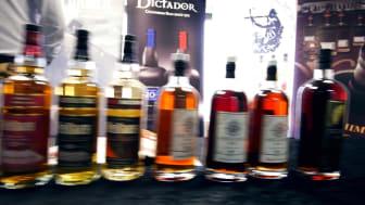 Smag whiskyer fra hele verden