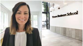 Linda Strand blir ny rektor på Thoren Business School i Helsingborg och tillträder sin tjänst den 2 augusti. Hon kommer närmast från Johannes Hedberggymnasiet.