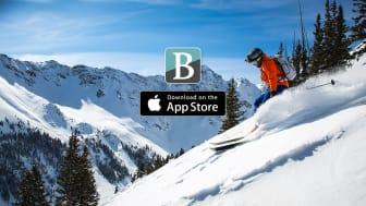 Bratt-appen er et godt hjelpemiddel for friluftsfolk som vil være på sikker grunn i bratt terreng.