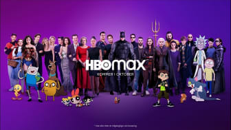 HBO Max - en helt ny streamingupplevelse hos Telia