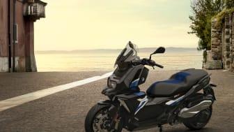 BMW Motorrad præsenterer den nye BMW C 400 X og C 400 GT