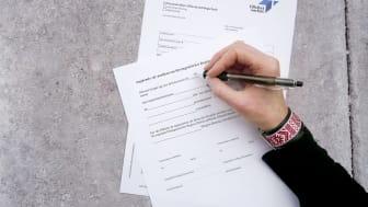 Visit Dalarna erbjuder företagsstöd genom skrivarstuga