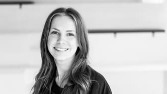 Bild: Maria Tjäder, civilingenjör inom miljö- och hållbarhet