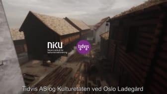 Oslo 1324-no digitalt samarbeidsprosjekt, en presentasjon