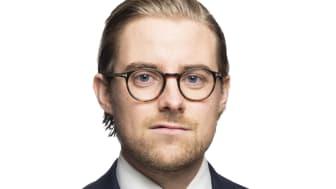 Cushman & Wakefield anställer Oscar Frånlund till den växande uthyrningsverksamheten.