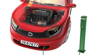 Både motorvarmer, batterilader og kupèvarmer bidrar til opptil 71% reduksjon av skadelige utslipp.