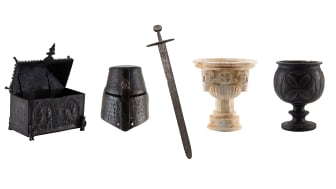 Lost Relics of the Knights Templar - The Hoard