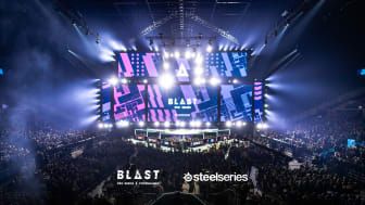 BLAST Pro Series Copenhagen partners with SteelSeries