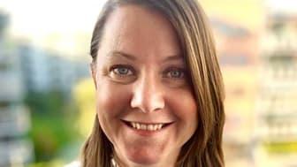 Martina Lindgren, affärsområdesutvecklare Irisgruppen