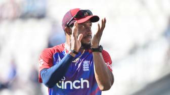 England's Chris Jordan (Getty Images)